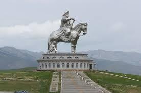 Ulaanbaatar: The Genghis Khan Statue